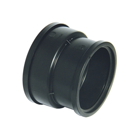 110mm-underground-supersleve-clay-adaptor-black