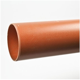 110mm-x-3m-plain-ended-underground-pipe-ref-ug430