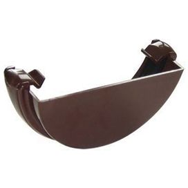 112mm-half-round-gutter-external-stop-end-brown