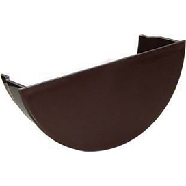 112mm-half-round-gutter-internal-stop-end-brown