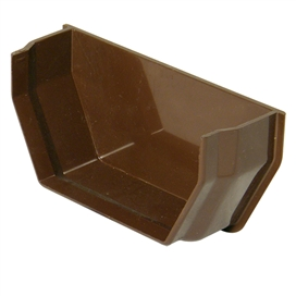 112mm-square-gutter-internal-stop-end-brown