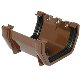 112mm-square-gutter-union-bracket-brown