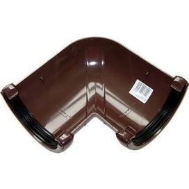 112mm-x-90-deg-half-round-gutter-angle-brown