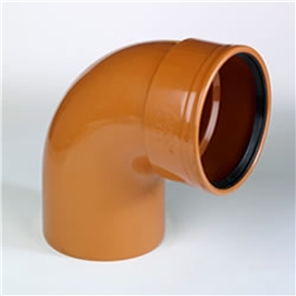160mm-x-90-deg-underground-single-socket-bend-ref-160-036-090