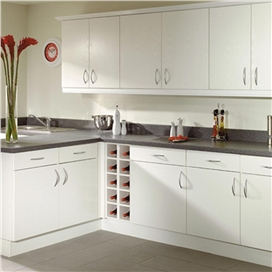 Kitchen units for Kitchen units without plinths