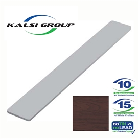 250mm-square-fascia-end-cap-rosewood-ref-kfbcaprw