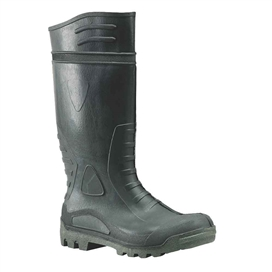 black-safety-wellington-boot-size-8-ref-ssf48