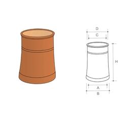 cannon-top-chimney-pot-450mm-list-no-114-1