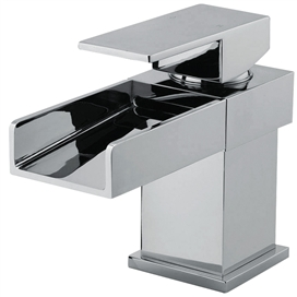 cascade-chrome-waterfall-mono-basin-mixer-c-w-click-waste-ref-jsb-zb05