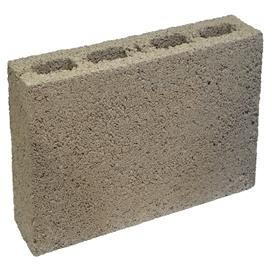 dense concrete blocks. Black Bedroom Furniture Sets. Home Design Ideas