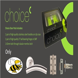 choice-door-pack-choice-lever-handles,-bolt-through-latch-and-3-bbearing-hinges-ref-pbx2000