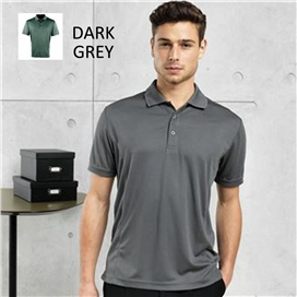 coolchecker-pique-polo-shirt-dark-grey-medium-ref-pr615