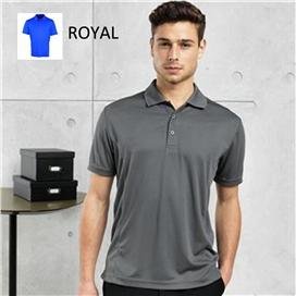 coolchecker-pique-polo-shirt-royal-xx-large-ref-pr615