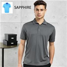 coolchecker-pique-polo-shirt-sapphire-x-large-ref-pr615