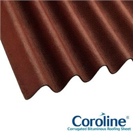 coroline-corrugated-bitumen-red-roof-sheets-2m-x-950mm