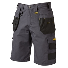 dewalt-cheverley-shorts-30-waist-grey