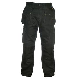 dewalt-pro-canvas-work-trouser-black-40-waist-leg-31