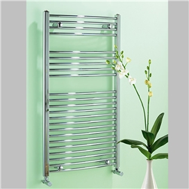 dolomite-curved-chrome-towel-warmer-1100-x-500mm-ref-ndcc-1100-500