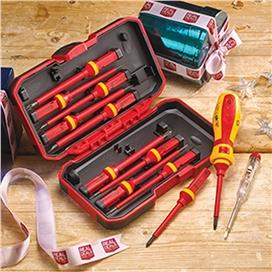 faithfull-12-piece-interchangeable-blade-vde-screwdriver-set-ref-xms15vde12