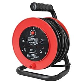 faithfull-15mtr-cable-reel-230v-13amp-ref-fppcr15