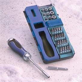 faithfull-33-piece-ratchet-screwdriver-set-ref-xms16ratset