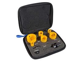 faithfull-9-piece-plumbers-holesaw-kit-ref-xms18plumb9