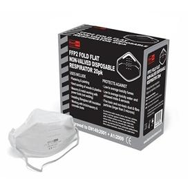 ffp2-non-valved-fold-flat-respirator-20no-box-ref-7300100