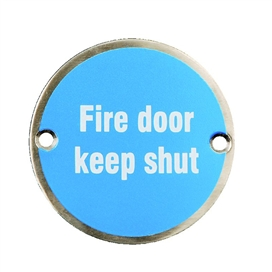 fire-brand-fire-door-keep-shut-sign-saa-75mm-dia-s-f-2no-per-pack-ref-fb139