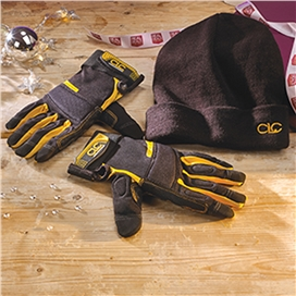 flexible-work-gloves-and-beanie-hat-ref-xms15gloves