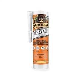 gorilla-mould-resistant-multi-use-sealant-295ml-tube-clear-ref-1144101
