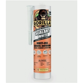 gorilla-mould-resistant-multi-use-sealant-295ml-tube-white-ref-1144001
