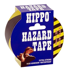 hippo-50mm-self-adhesive-hazard-tape-yellow-black-33mtr-ref-h18406.jpg