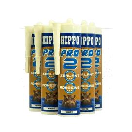 hippo-pro-2-sealant-adhesive-white-290ml-