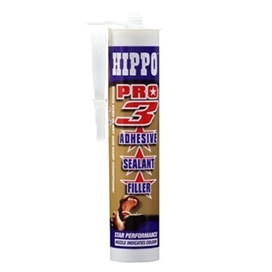hippo-pro-3-all-weather-sealant-adhesive-filler-white-290ml-ref-h18510-1