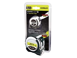komelon-5m-16ft-chrome-tape-with-2m-key-ring-tape-ref-xms18tapekey