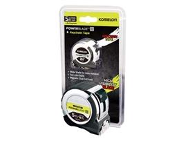 komelon-5m-16ft-chrome-tape-with-2m-key-ring-tape-ref-xms18tapekey