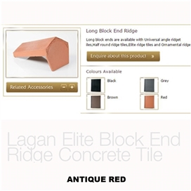 lagan-elite-block-end-ridge-antique-red