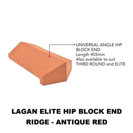 lagan-elite-hip-block-end-ridge-antique-red