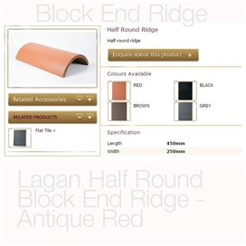 lagan-half-round-block-end-ridge-antique-red
