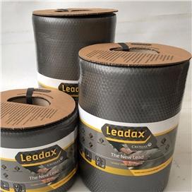 leadax-150mm-x-6m-grey