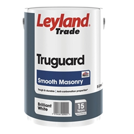 leyland-truguard-smooth-masonry-brilliant-white-5ltrs-ref-264725