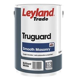 leyland-truguard-smooth-masonry-brilliant-white-5ltrs-ref-264725