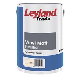 leyland-vinyl-matt-magnolia-5ltrs-ref-264818