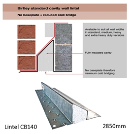 lintel-cb140-2850mm