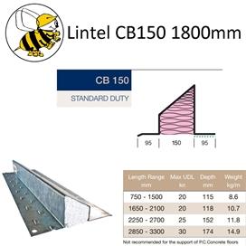 lintel-cb150-1800mm