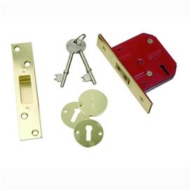 loose-2-5-deadlock-non-b-S-5-lever-brass-ref-dl27262Sfpb63b