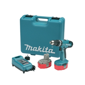 makita-8391dwpe-18v-ni-cad-combi-drill-2-x-1-3ah-batteries-c-w-100pc-bit-set-in-lid-of-case