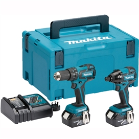 makita-dlx2005mj-twin-pack-dhp458z-18v-combi-drill-dtd146z-18v-impact-driver-2-x-4ah-li-ion-batteries-18v-fast-charger-and-makpac-case-4
