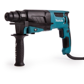 makita-hr2630-240v-3-mode-sds-and-rotary-hammer-drill-c-w-case