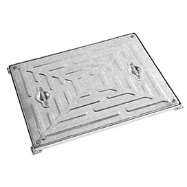 manhole-cover-and-frame-600-x-450mm-4-screws-10-tonne-galvanised-double-seal-c221m-060045p